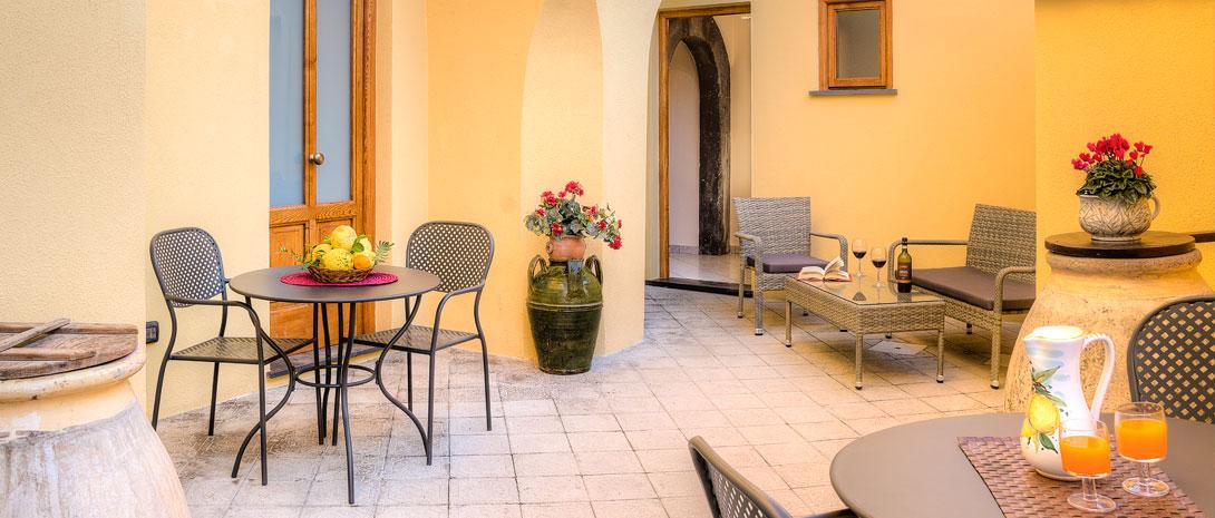 Casa Nannina - Sorrento Rooms and Traditions